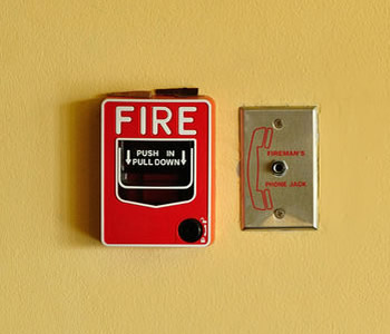 Fire Alarm image for Inspection and testing carousel